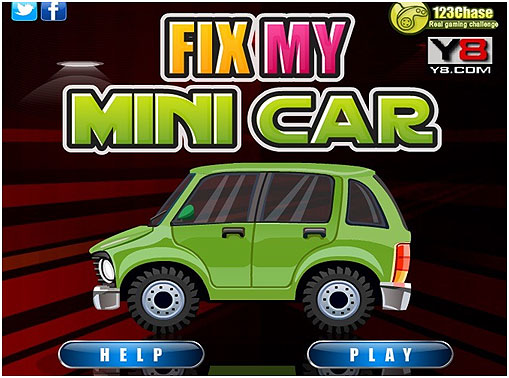 igra-Fix-my-mini-car
